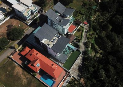 Lim Residence, Templer Park, Malaysia (Sika Sarnafil Roofing System)